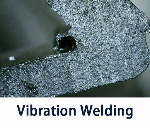 Linear Vibration Welding Result