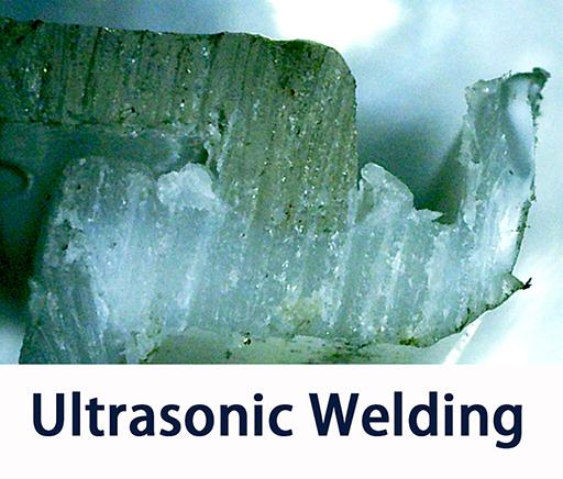Ultrasonic Welding Result