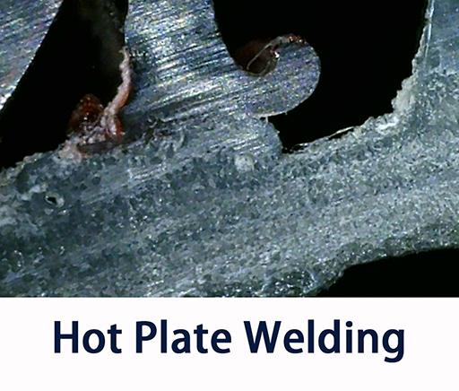 Hot Plate Welding Result